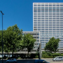 Technik am Bau – Ruhr Tower Essen in der tab
